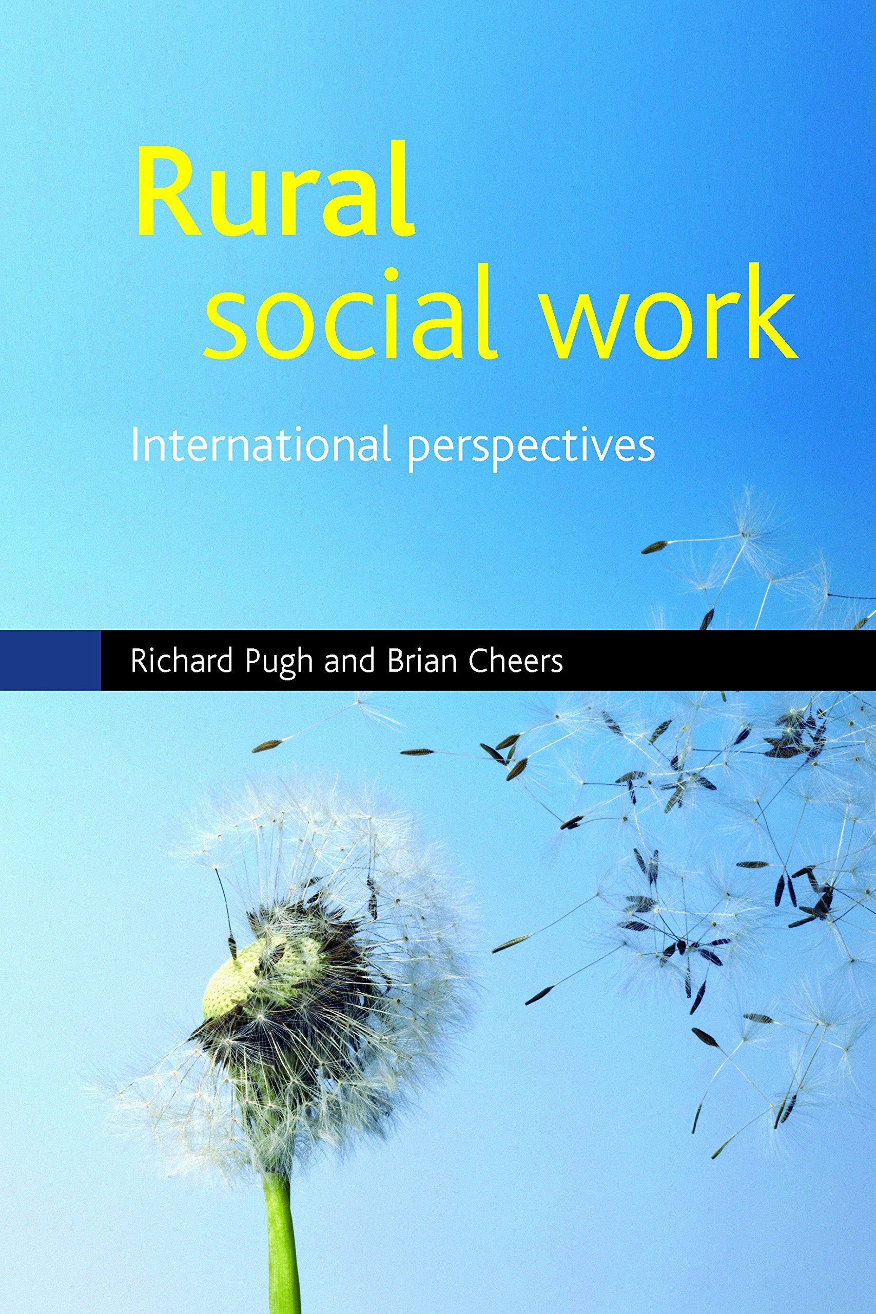 Rural Social Work: An International Perspective pdf