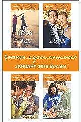 Harlequin Superromance January 2016 Box Set: An Anthology Kindle Edition