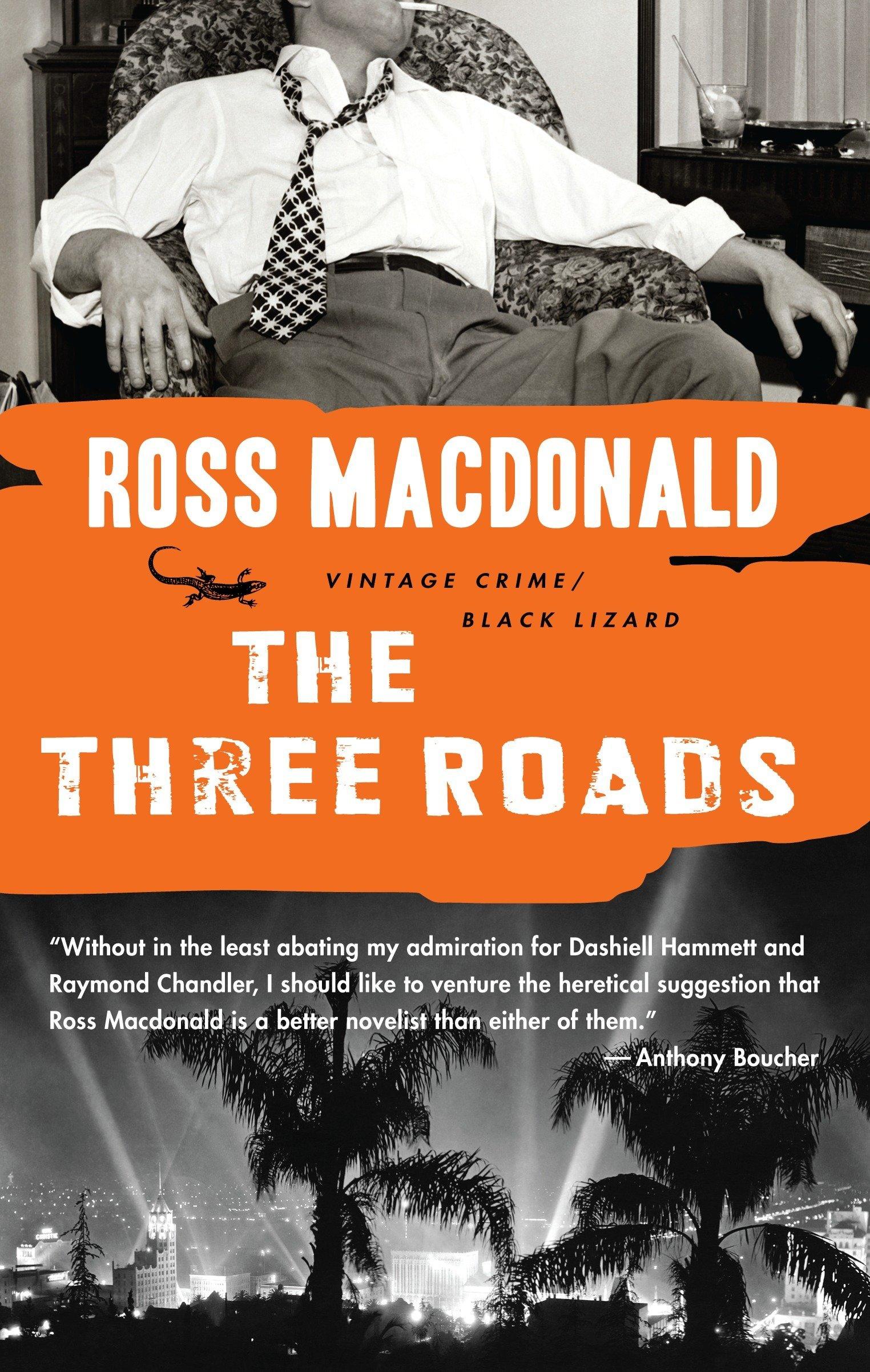 Download The Three Roads (Vintage Crime/Black Lizard) pdf