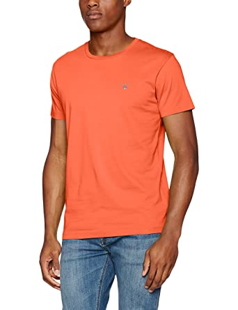 Mens The Original Fitted V-Neck T-Shirt GANT Outlet Footlocker Finishline Clearance Comfortable a8zzGTuhin