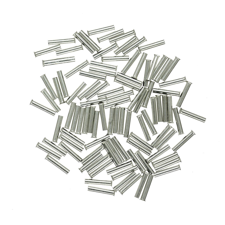 Puntera 1,5mm sin aislar cobre 500 Haupa 270084//500