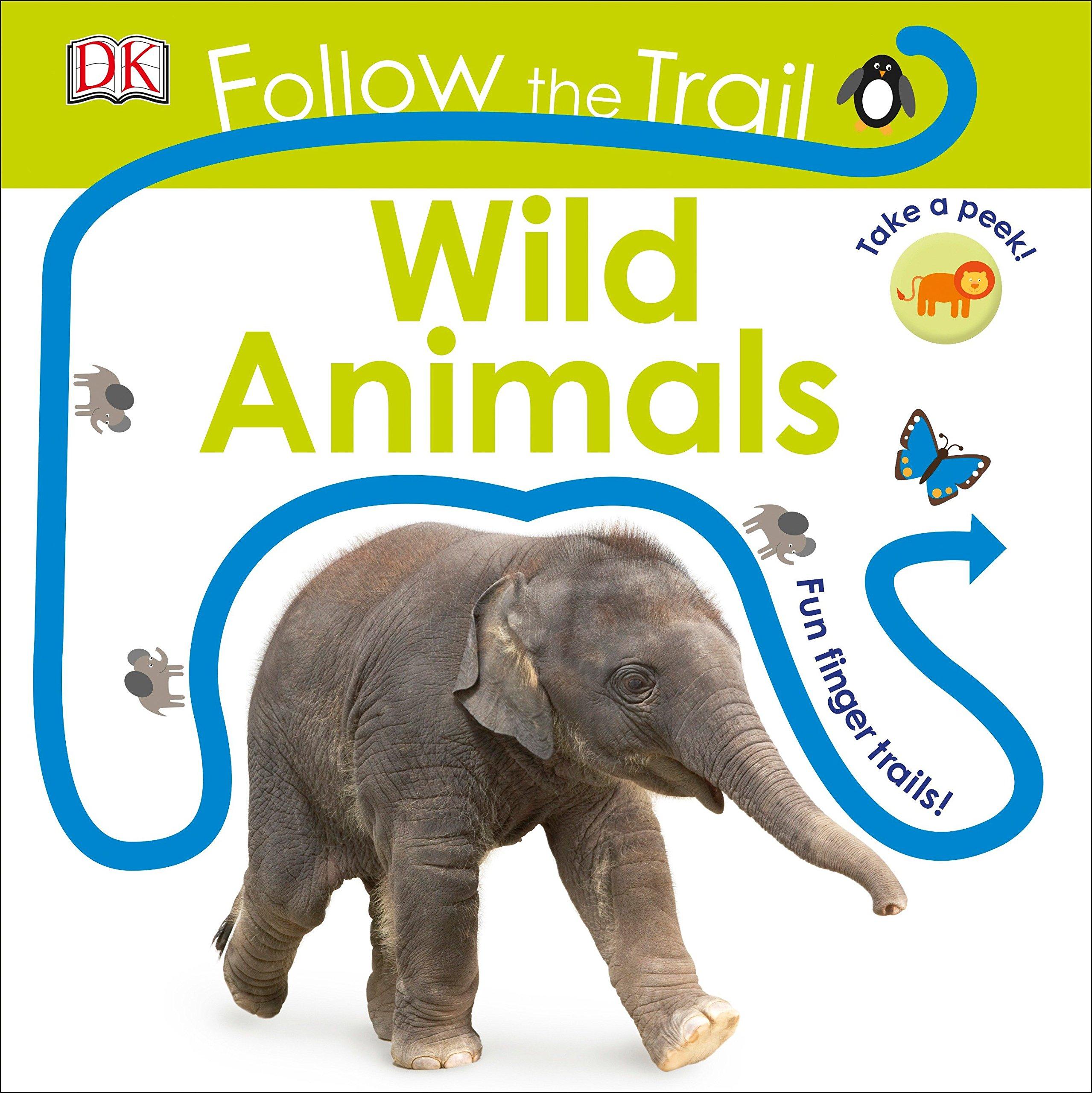 Follow the Trail: Wild Animals pdf epub