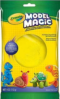 product image for Crayola Model Magic 4 oz, Yellow, 57-4434