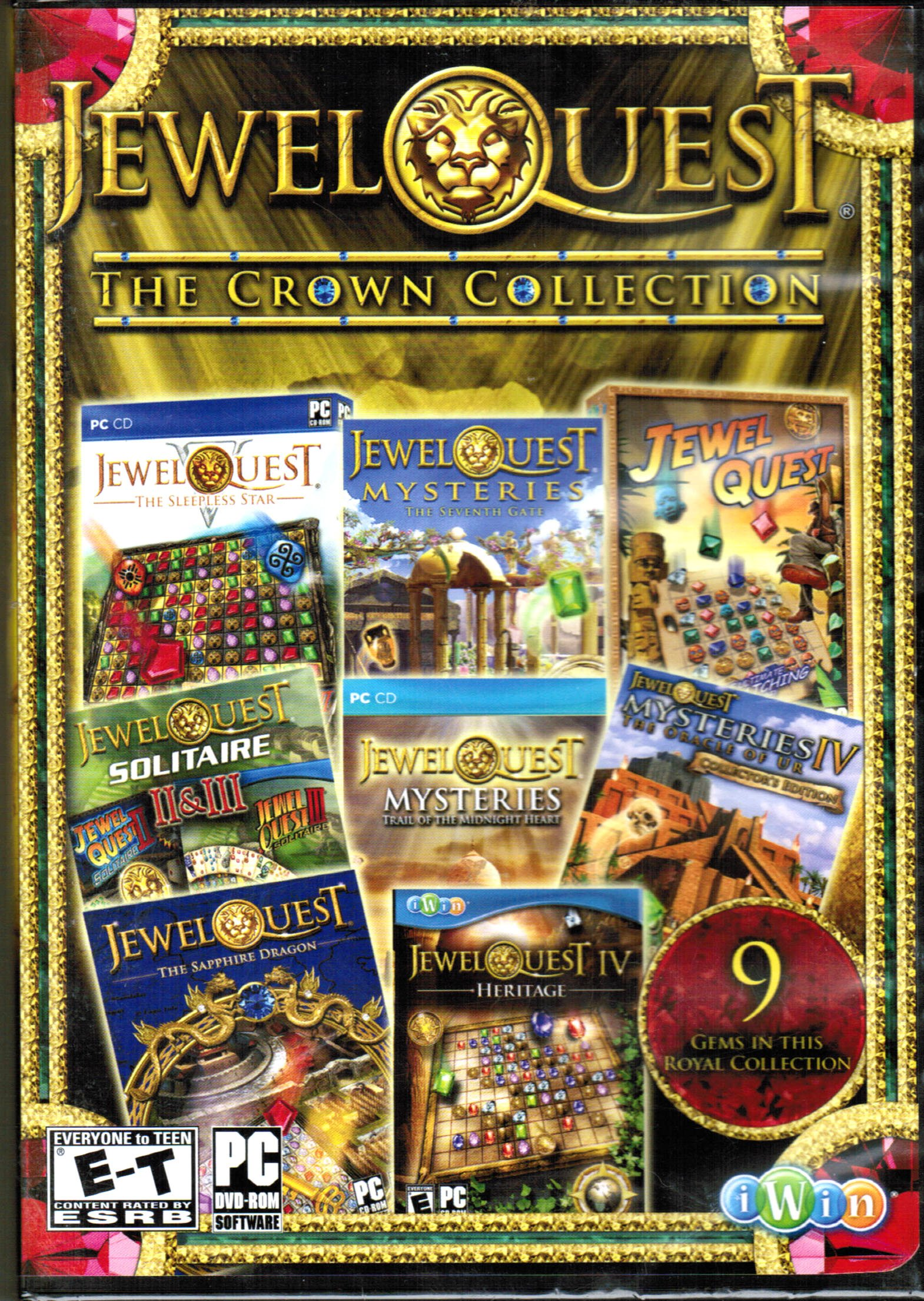 Crown Games