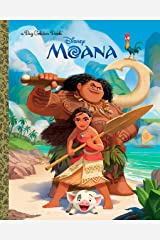 Moana Big Golden Book (Disney Moana) Hardcover