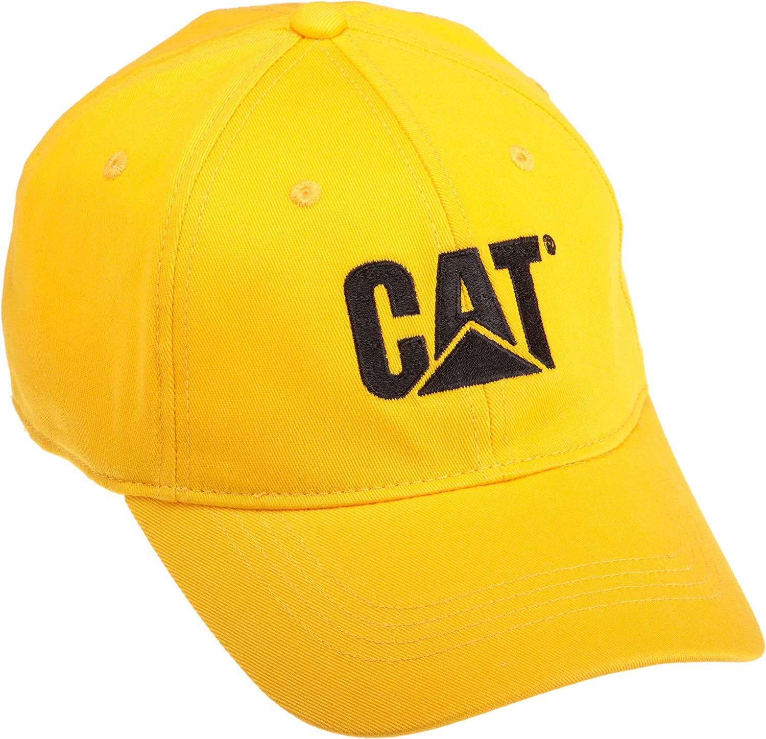 Caterpillar Mens Trademark Stretch-Fit Cap: Amazon.es: Ropa y ...