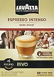 Lavazza Intenso, Espresso 18 Packs of .26oz for Keurig Rivo Systems