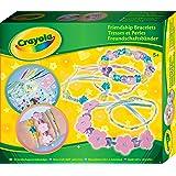 Crayola - Loisir Créatif - Perles Et Bijoux - Tresses Et Perles