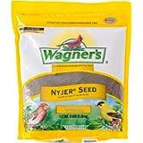 Wagner's 62051 Nyjer Seed Wild Bird Food, 5-Pound Bag