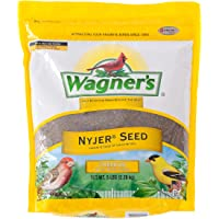Wagner's 62051 Nyjer Seed Wild Bird Food, 5-Pound Bag