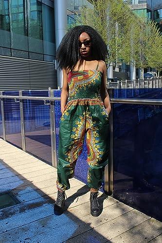 a7a771f8c279 Dashiki Romper Wax Print Romper African Jumpsuit Kente Jumpsuit African  Romper African Playsuit Ankara Clothing African