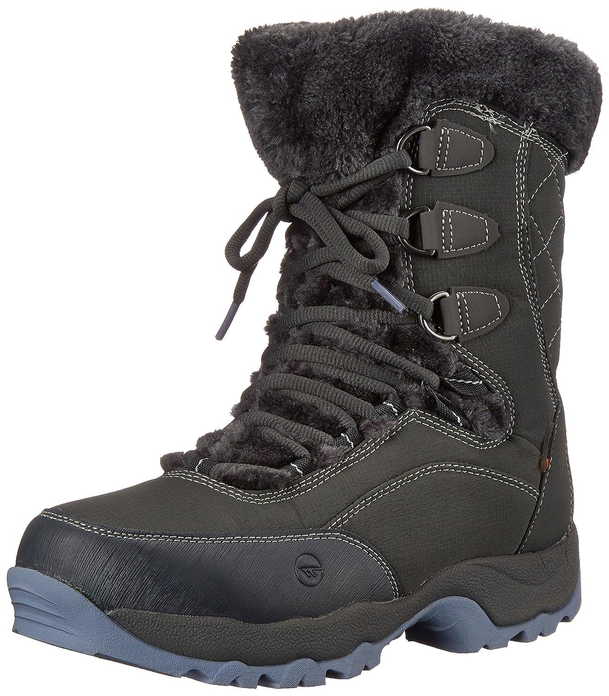 Hi-Tec Women's St Moritz Lite 200 I Waterproof Snow Boot B00RM2L5IA 7 B(M) US|Charcoal/Steel Grey/Lustre