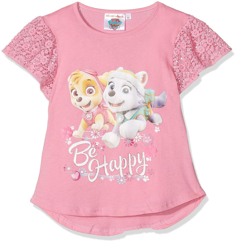 Nickelodeon Paw Patrol Girl, T-Shirt Bambina ER1184