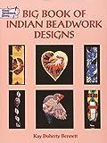 Big Book of Indian Beadwork Designs (Dover Needlework Series)
