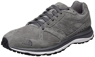 Men Running Shoes The North Face Men Lime Green / TNF White Shoes Online
