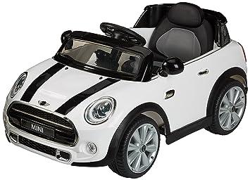 Jamara Ride-on Mini weiß 12V Nr 460238 Kinderfahrzeuge