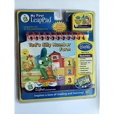 My First LeapPad Book: Tad's Silly Number Farm: Office Products