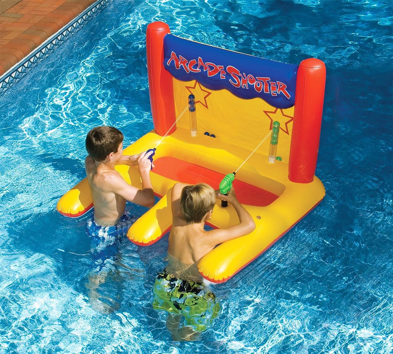 Amazon Swimline 2 Station Arcade Shooter Toy Toys & Games
