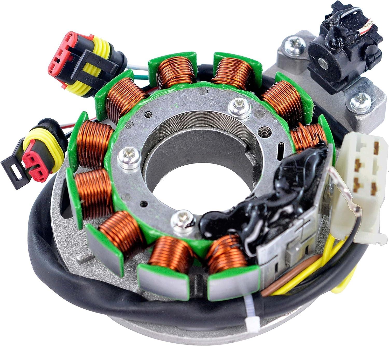 OEM Repl.# 4060213 4060140 4060185 4060187 4060206 Stator for Polaris 400//440 XCR 500 XC SP 600//700 RMK//SKS//XC 1997-2001