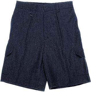 Half Elastic Sturdy Fit School Shorts Waist 22-28in//56-71cm Grey age 6-7