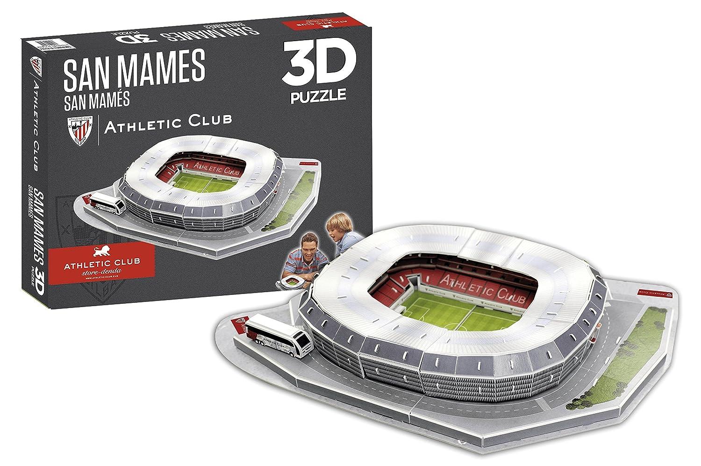 87236b7d0a71e Athletic Club Puzzle 3d stadium Bilbao (Eleven Force S.L. 81014)   Amazon.co.uk  Toys   Games