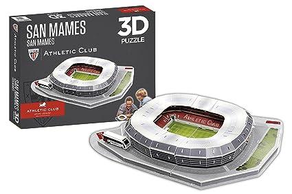 Amazon.com: Athletic Club - Puzzle 3D Estadio Bilbao (Eleven ...