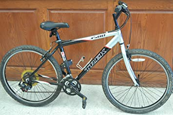 2005 Trek 3500 Men S Mountain Bike Bicycle Silver