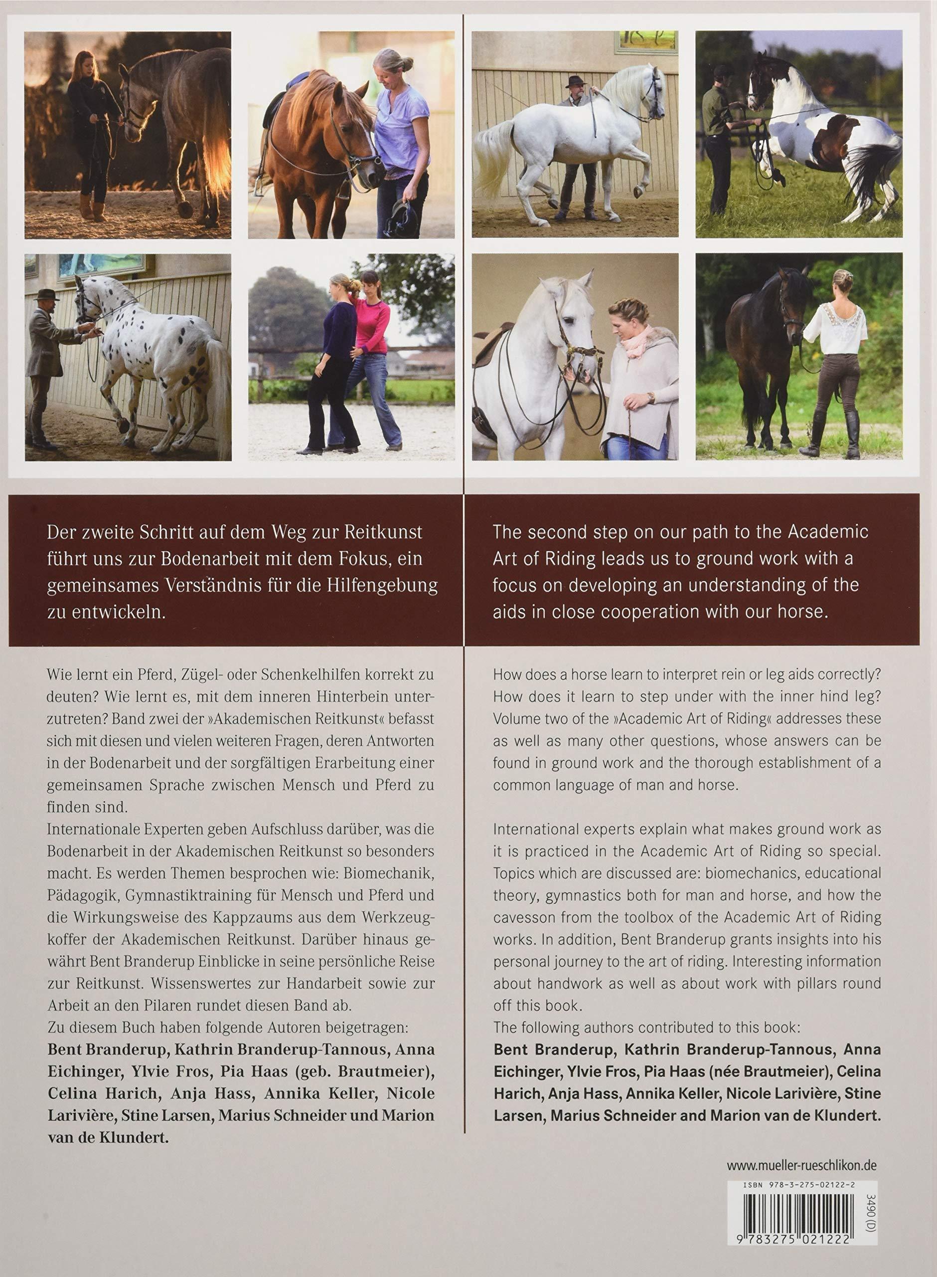Beziehungspflege Horsemanship Akademische Reitkunst 17 Stufen Ratgeber Buch Book