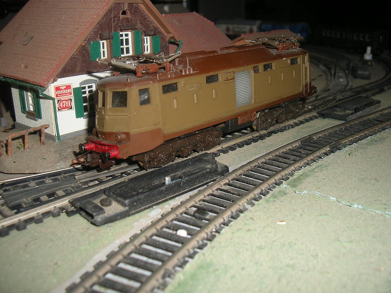 Unbekannt Lokomotive Lokomotive Lokomotive E 424 143 Kastanienfeile H0 bc9d62