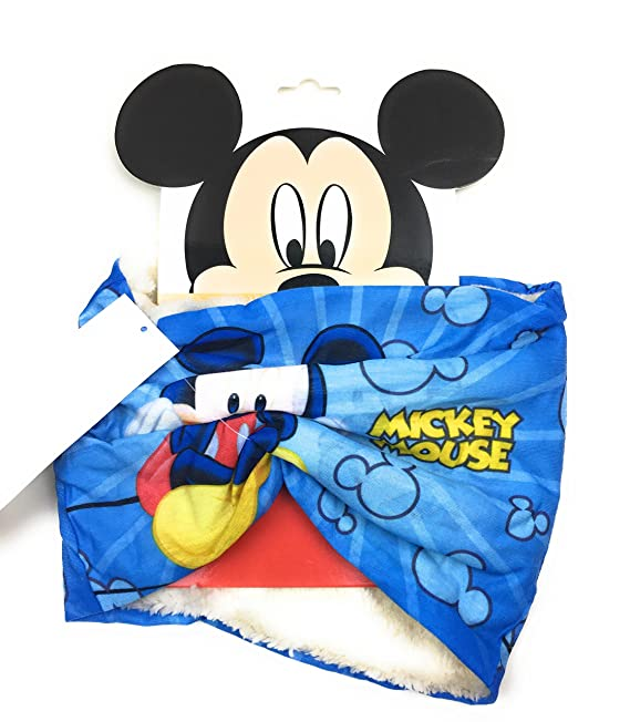 ff5cb5c9ee Mickey Mouse Boys' Scarf Red red One size: Amazon.co.uk: Toys & Games