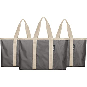 clevermade snapbasket reusable grocery shopping bag large eco friendly durable. Black Bedroom Furniture Sets. Home Design Ideas