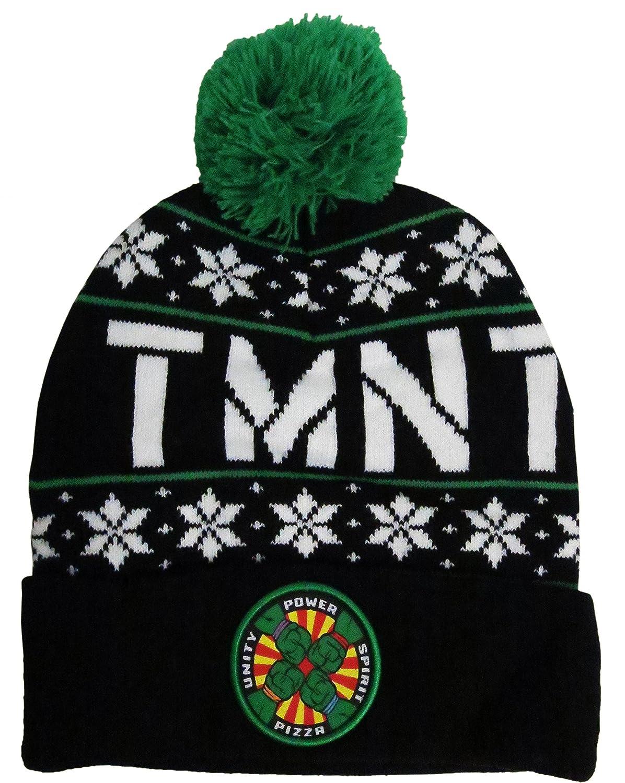 Nickelodeon Teenage Mutant Ninja Turtles Cold Weather Hat, Age 8-18