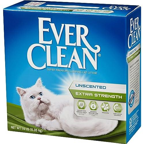 EVERCLEAN(エバークリーン) 猫砂 小粒微香タイプ