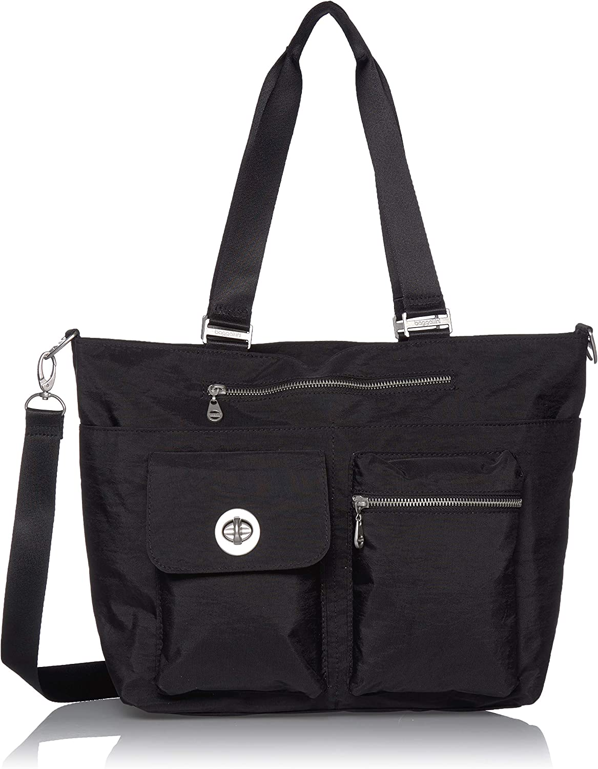 Image of Baggallini Hong Kong Laptop Tote Briefcases