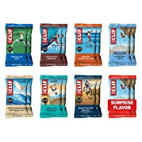 CLIF BAR - Energy Bars - Best Sellers Variety Pack - (2.4 Ounce Protein Bars, 16...