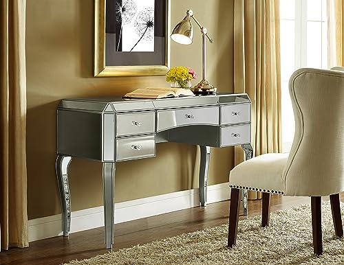 Pulaski Marie Mirrored Desk