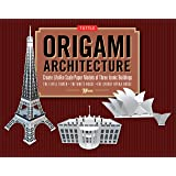 origami architecture papercraft models of the worlds