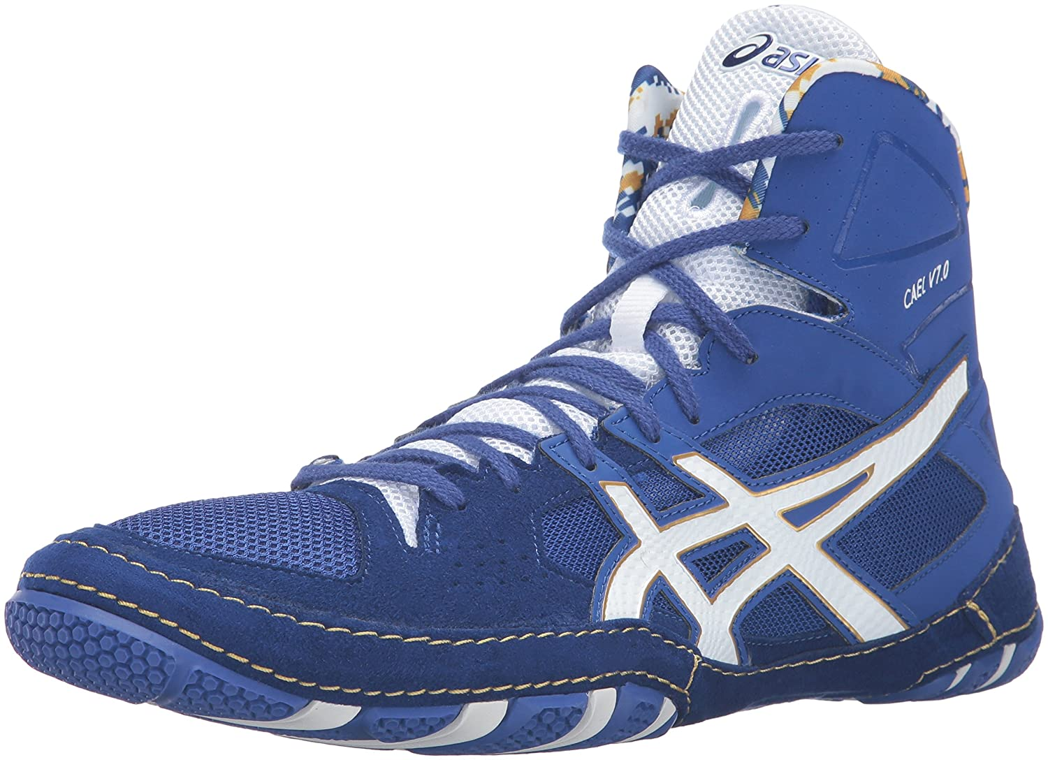 ASICS Men's Cael V7.0 Wrestling Shoe ASICS America Corporation Cael V7.0-M