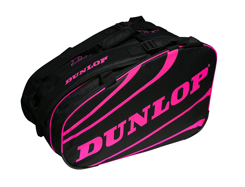 DUNLOP Competición Bolsa Deporte paletero, Unisex Adulto, Fucsia ...