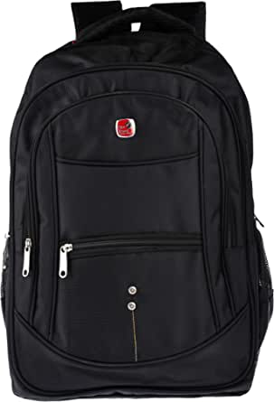 New Travel Fashion Backpack for Men, Fabric, Black - 3611