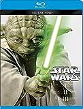 Star Wars: Episodes I-III Trilogy [Blu-ray + DVD] (Bilingual)