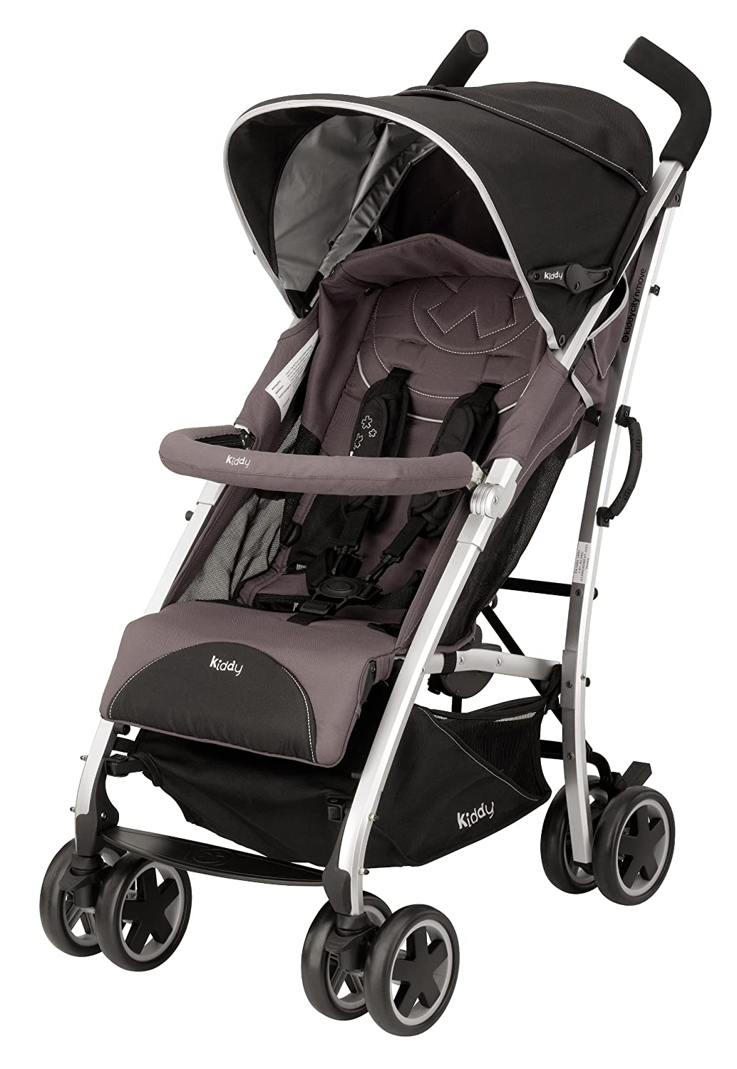 Kiddy City N Move Stroller, Walnut Discontinued by Manufacturer