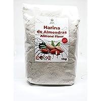 Harina de Almedras 1Kg – Ideal para Reposteria