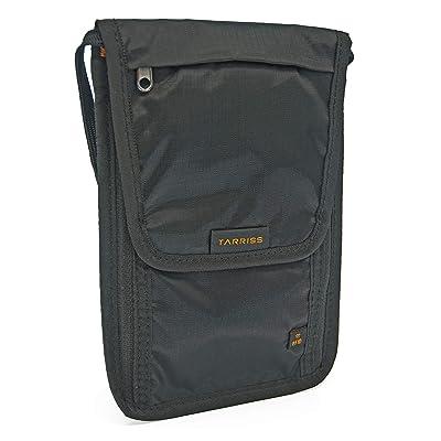 ID Badge Holder Lanyard Card Pocket Travel Pack Hiking Bag for Passport Phone
