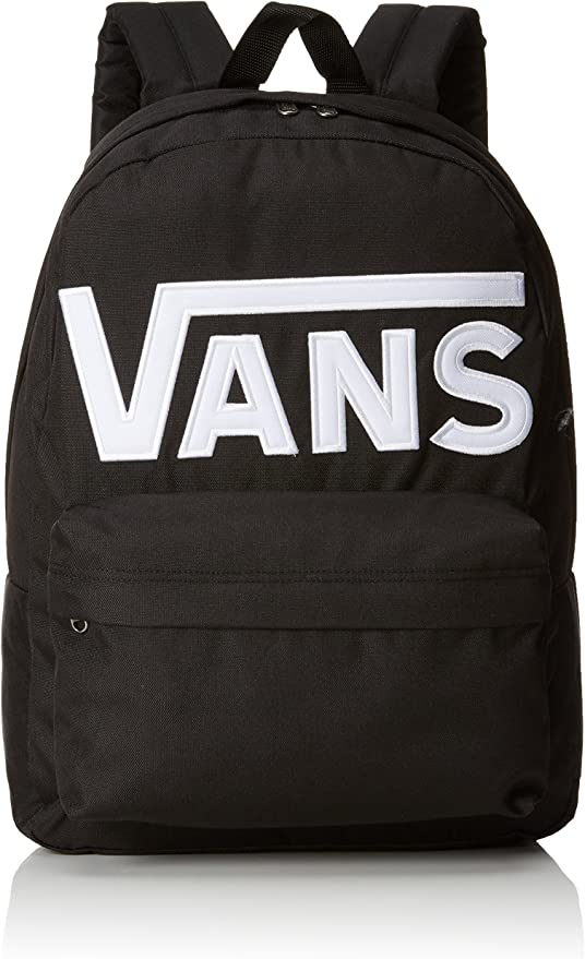 Vans OLD SKOOL II BACKPACK Sac à dos loisir, 42 cm, 22 liters, Noir (Blackwhite)