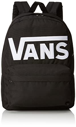 Vans OLD SKOOL II BACKPACK Rucksack, 42 cm, 22 liters, Schwarz ...