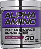 Cellucor Alpha Amino Performance BCAA Powder, BCAAs & Essential Amino Acids for Recovery, Mixed Berry, 30 Servings