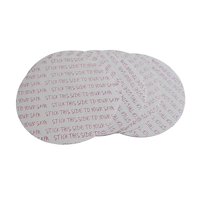 Jo Thornton - Cinta adhesiva de doble cara boobylicious (fija el relleno para los pechos a la piel, discos de 8 cm) transparente: Amazon.es: Salud y cuidado ...