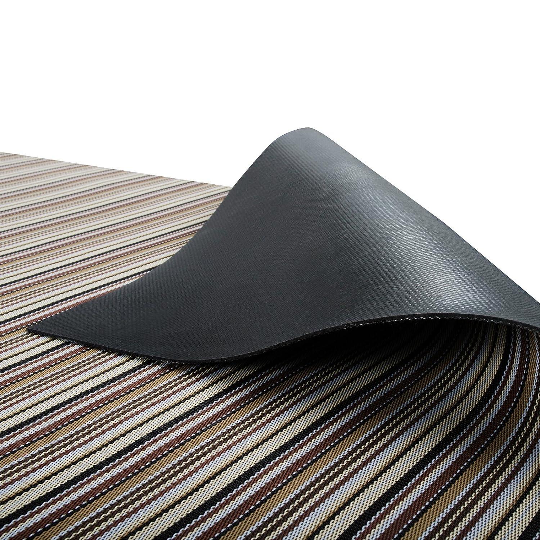 Frisch casa pura® Indoor- und Outdoor-Bodenbelag Asti   kunstvoll gewebt  FM21