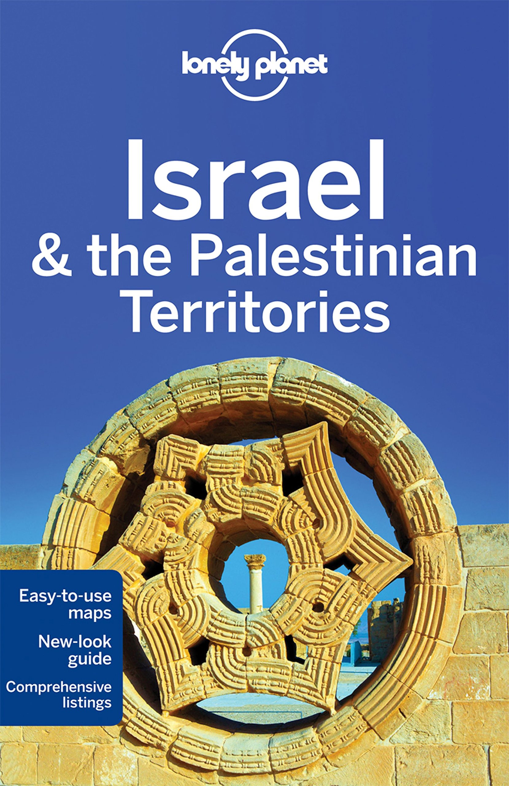Lonely Planet Israel & the Palestinian Territories (Travel Guide) pdf